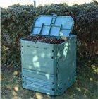 Composteur jardin 400 litres en polypropylène