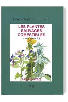 Les plantes sauvages comestibles aux éditions d´Utovie