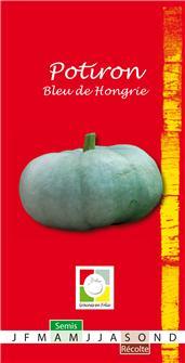 Potiron bleu de Hongrie AB Bio