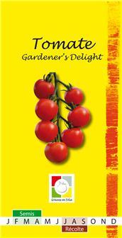 Tomate gardener´s delight AB Bio
