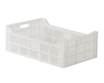 Caisse alimentaire ajourée 35 litres