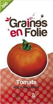 Tomate reine Sainte Marthe AB Bio