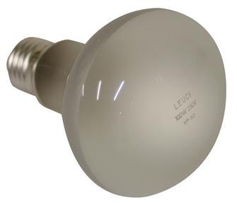 Ampoule chauffante blanche 100 Watts