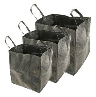 Lot de 3 sacs multifonctions pour le jardin