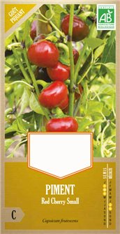 Piment Red Cherry Small AB Bio