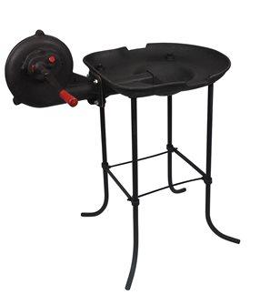 Forge en fonte à charbon