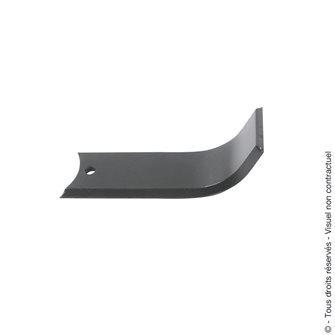 Couteau de fraise sarcleur adaptable réversible 120 mm Agria CSAR120