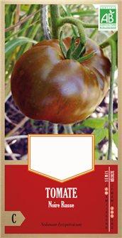 Tomate noire russe AB Bio