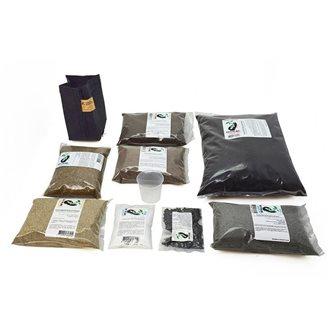 Pack amendement 200 litres pour 20 m² de jardin potager et massifs utilisable en Bio