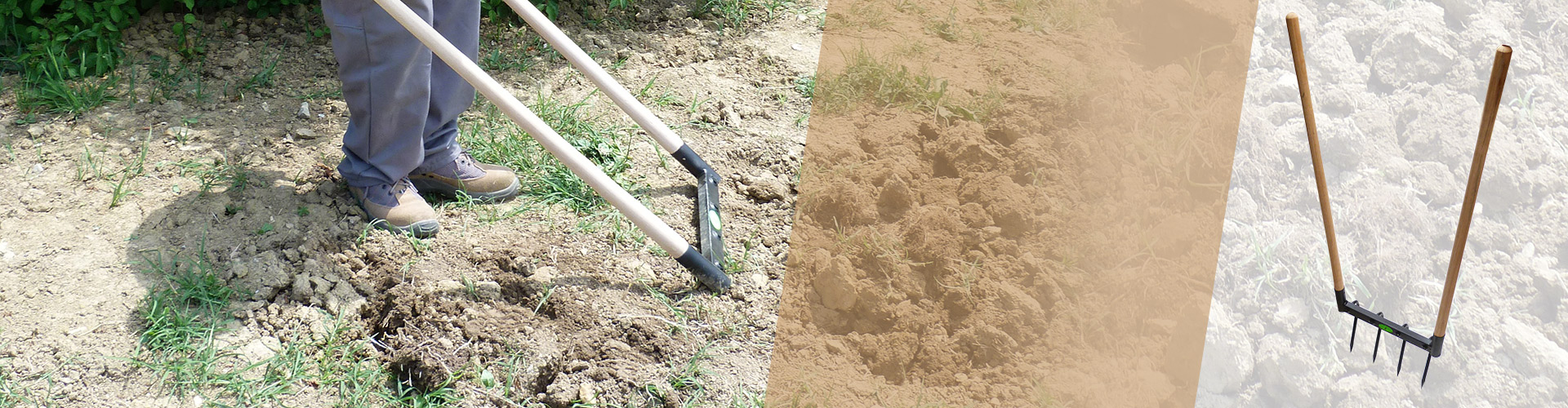 Préparez votre sol